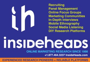 InsideHeads Online Marketing Research Since 1998