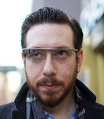 Google Glass user or Glasshole