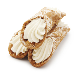 Decision is done. Take the cannoli.