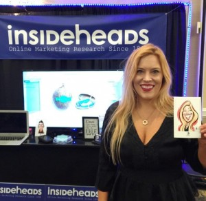 InsideHeads at the Quirk's Event