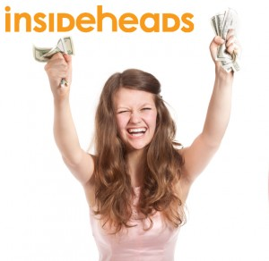 Earn cash for sharing your time and opinions with InsideHeads, Register Today!