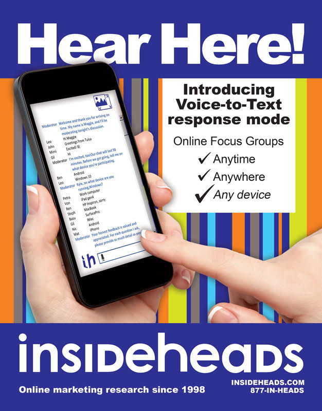 InsideHeads Marketing Research on any device